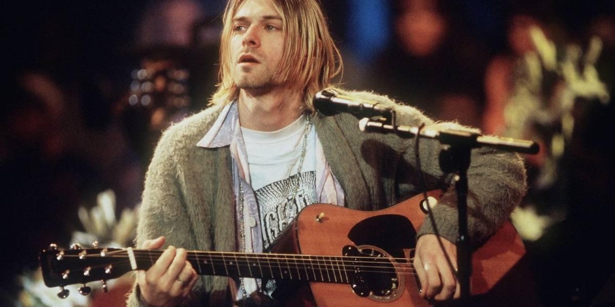 Courtney Love faz homenagem a Kurt Cobain no dia em que ele completaria 51 anos