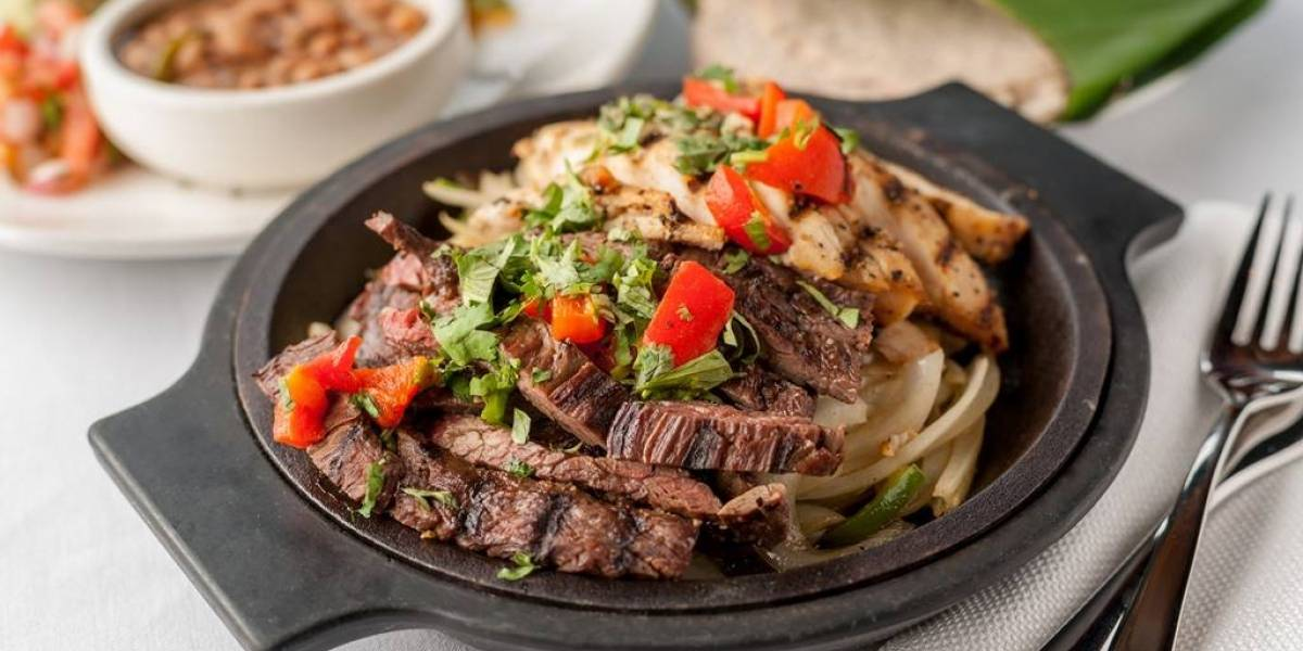 Cantina Laredo: moderna cocina mexicana