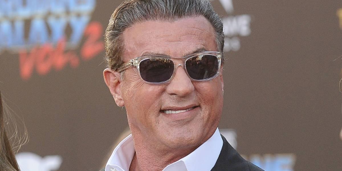 """""""Matan"""" a Sylvester Stallone en redes y así reacciona el actor"""