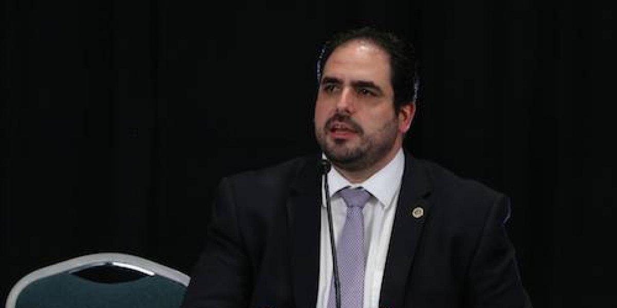 """Los fondos de Forenses se pidieron """"verbalmente"""", según Sobrino"""