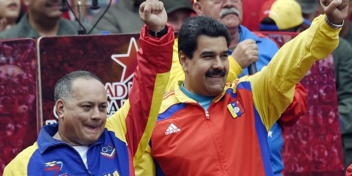 Maduro se burla de las elecciones del pasado domingo en nuestro país