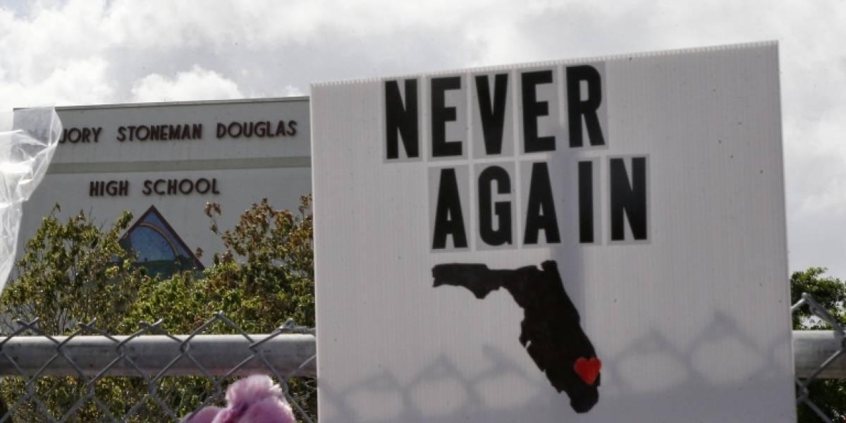 """""""Bienvenido héroe"""": la caricatura sobre la masacre en colegio de Florida que rompió el corazón de los estadounidenses"""