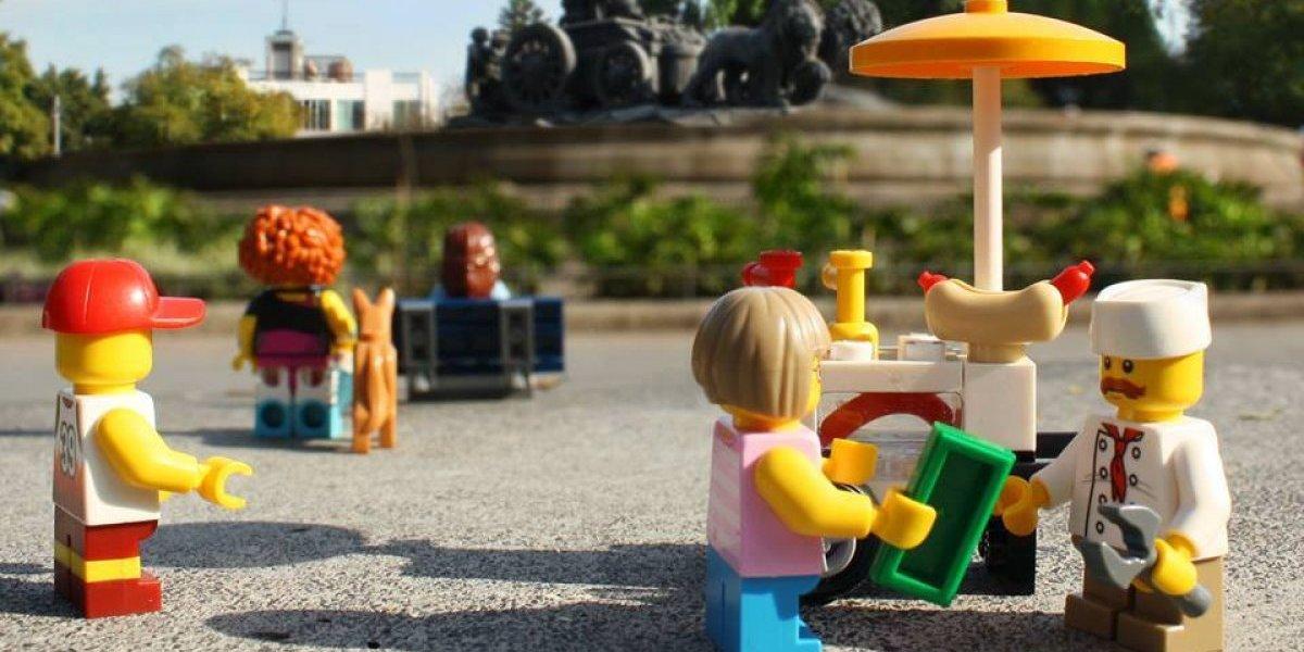 Llegó la primera tienda LEGO a México
