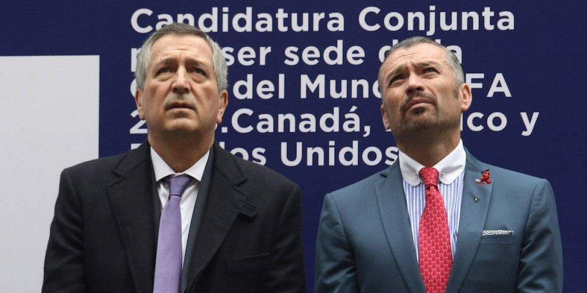 A Jorge Vergara no le amarga el liderato del América