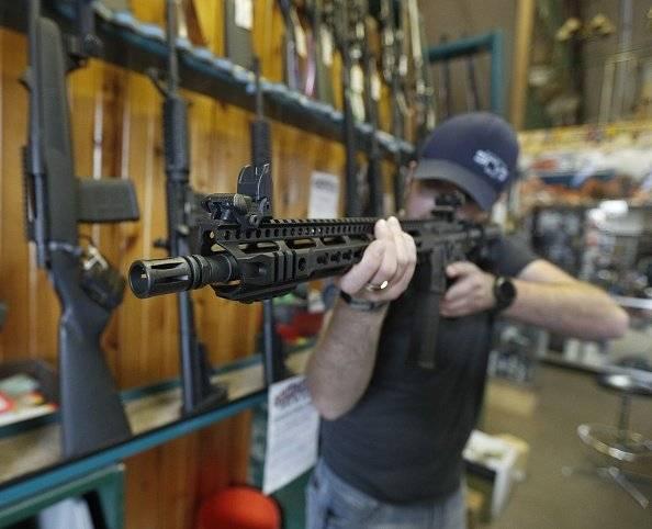 El AR-15 es el fusil semi automático más popular y más mortífero en Estados Unidos.