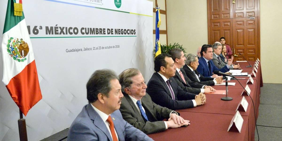 Jalisco será sede de la México Cumbre de Negocios de 2018