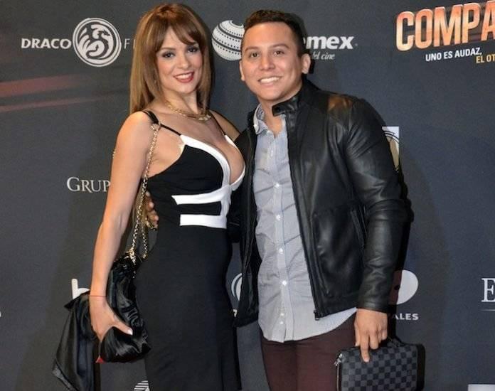 Alma Cero y Edwin Luna