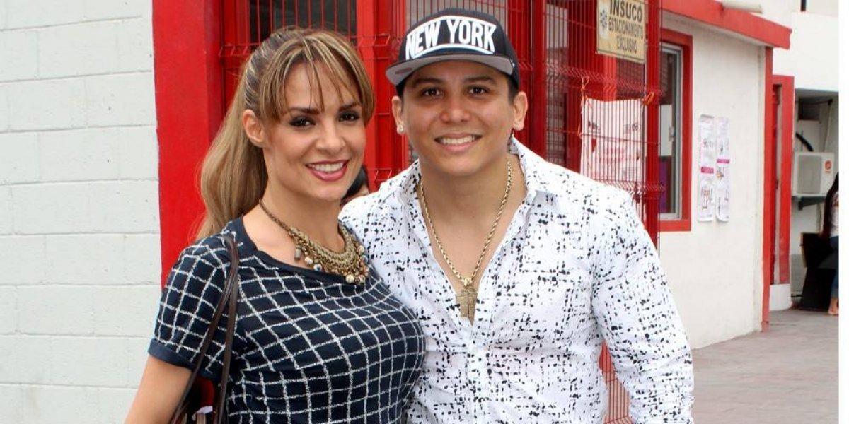 Alma Cero confiesa que tuvo un aborto de bebé que esperaba junto a Edwin Luna