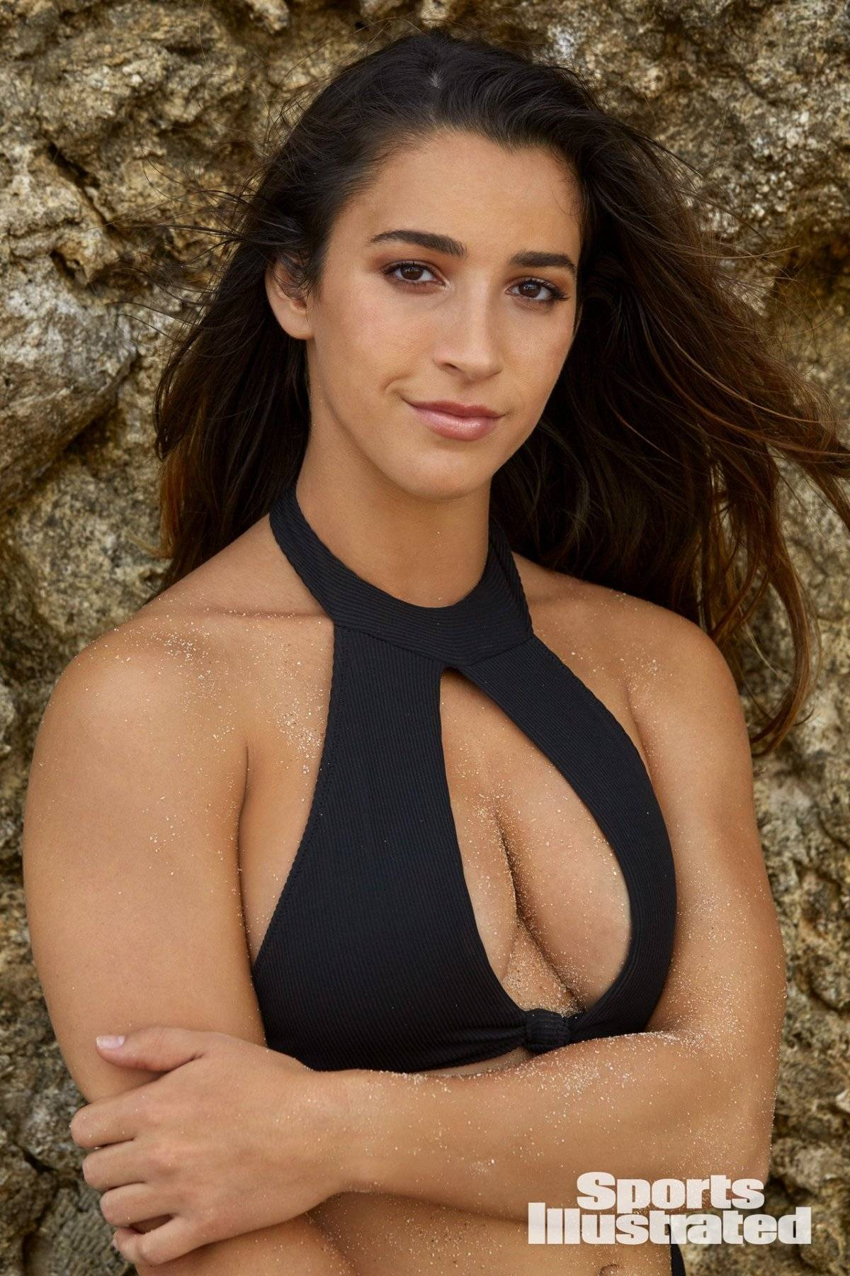 Aly Raisman Sports Illustrated