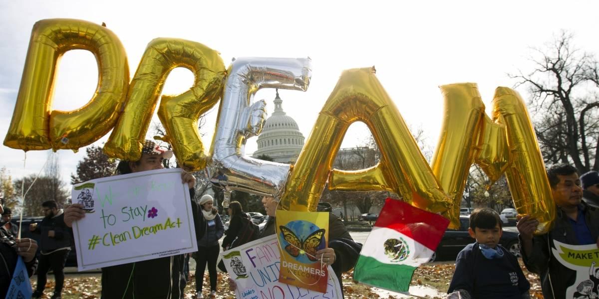 Casi dos millones de dreamers en 'el limbo' por cancelación del DACA