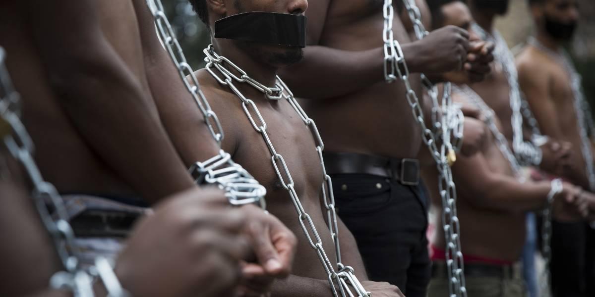 Cientos de africanos en huelga de hambre tras primeras detenciones en Israel