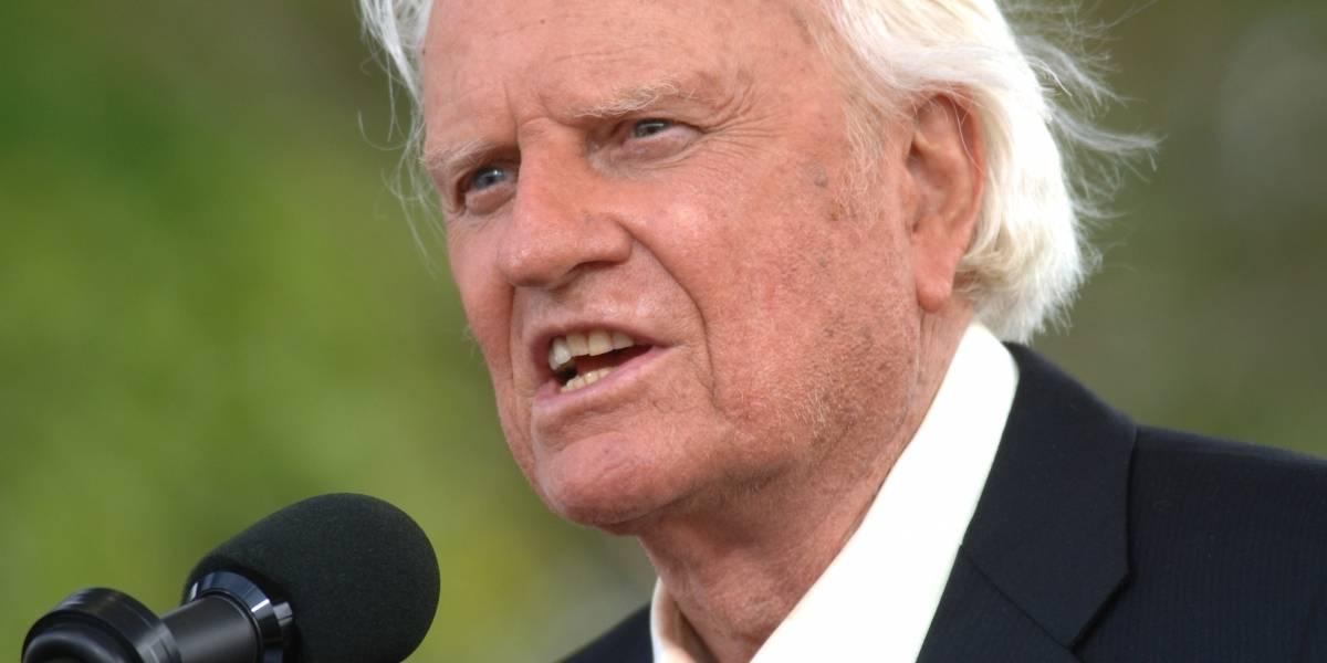 """Muere Billy Graham, el """"pastor de los presidentes"""" de Estados Unidos"""