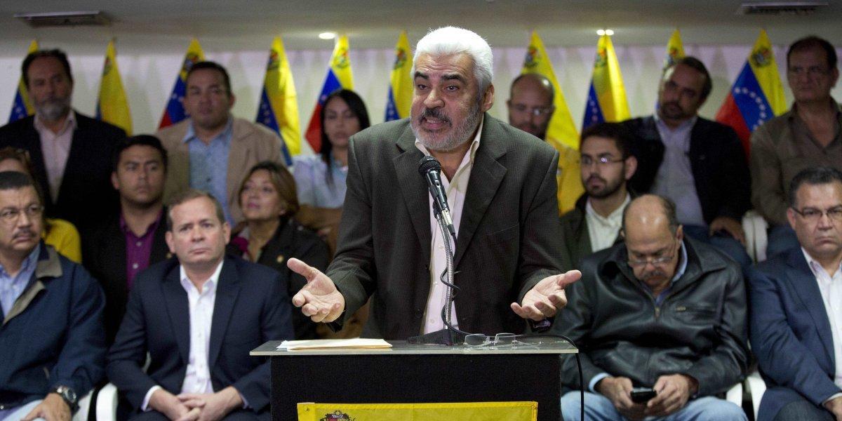 Alianza opositora no participará en elecciones presidenciales de Venezuela