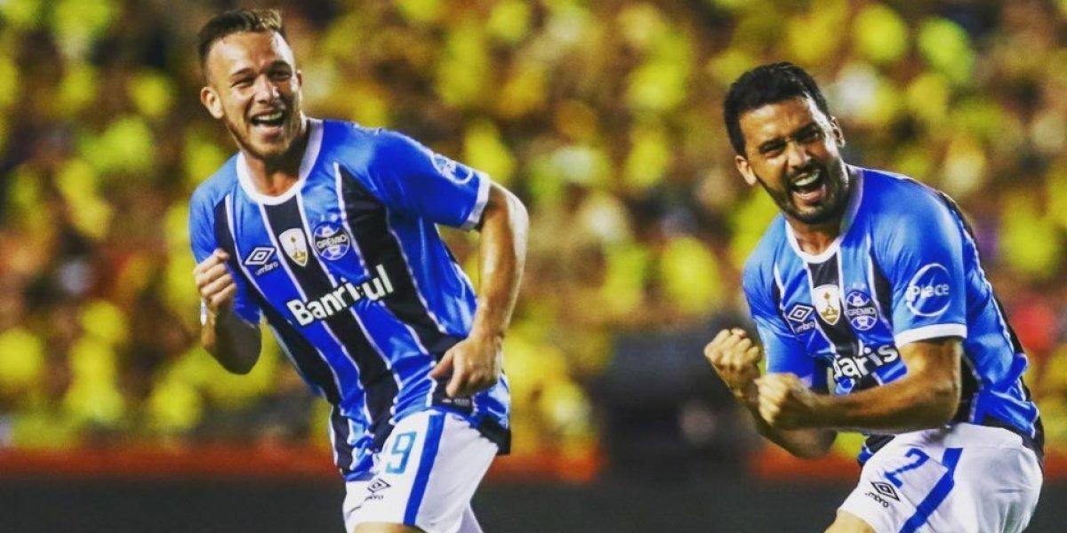 El Barcelona ficha al brasileño Arthur, aseguran medios de Brasil y España