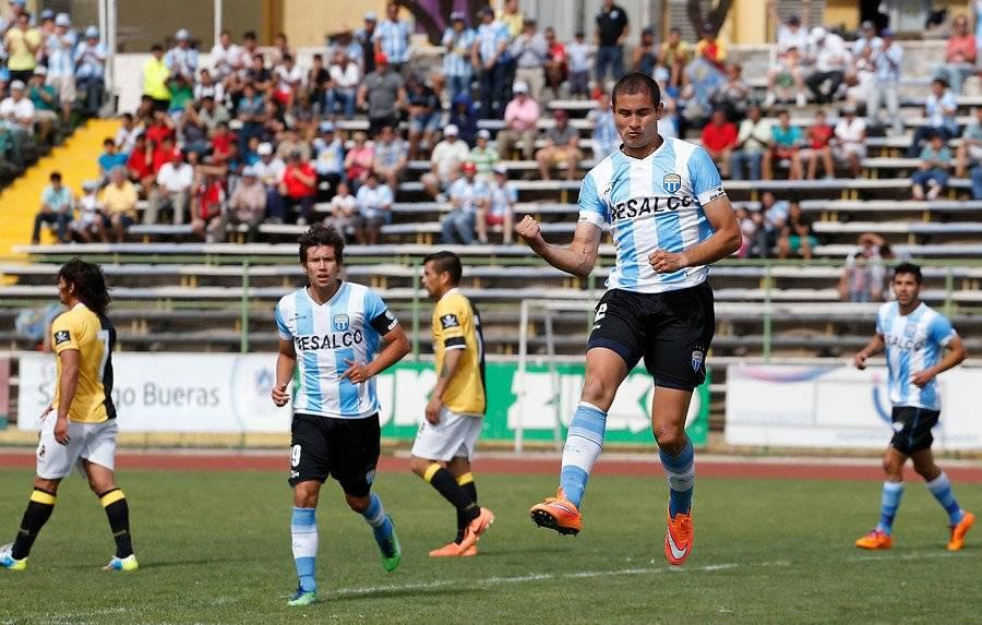 En Magallanes dio sus primeros pasos como profesional el paraguayo Carlos González / Foto: Agencia UNO