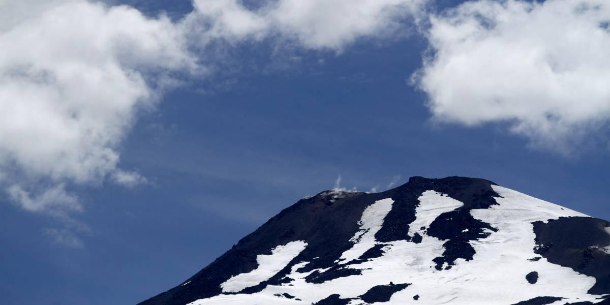 Advierten posible destrucción explosiva del domo de lava — Volcán Chillán