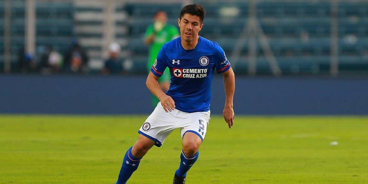 El gol de tiro libre del Gato Silva no le basta a un Cruz Azul que lo sigue pasando mal