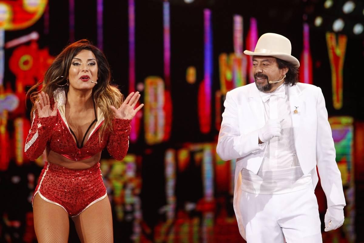 Mariela Montero nunca se ha caracterizado por vestir bien... no amerita mayor comentario AgenciaUno
