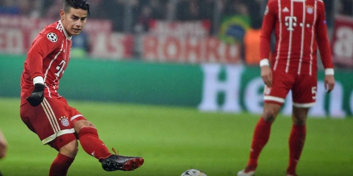 Bayern goleó a Besiktas y dejó sentenciada su eliminatoria — Champions League