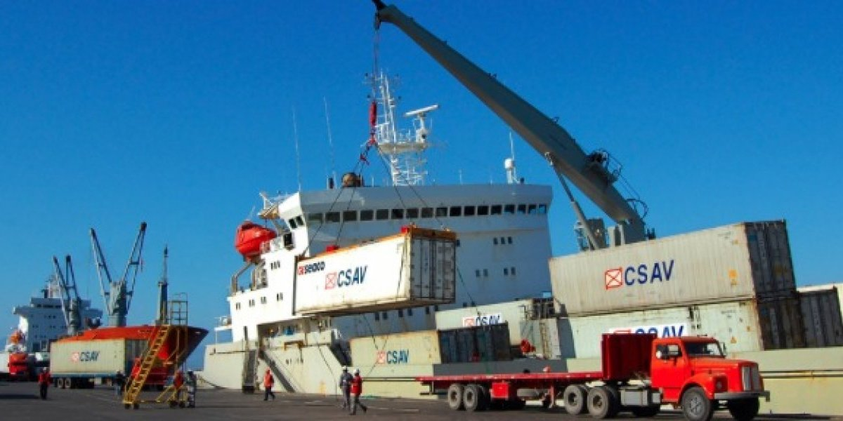 Comisión Europea impone multa de US$ 8,6 millones a CSAV