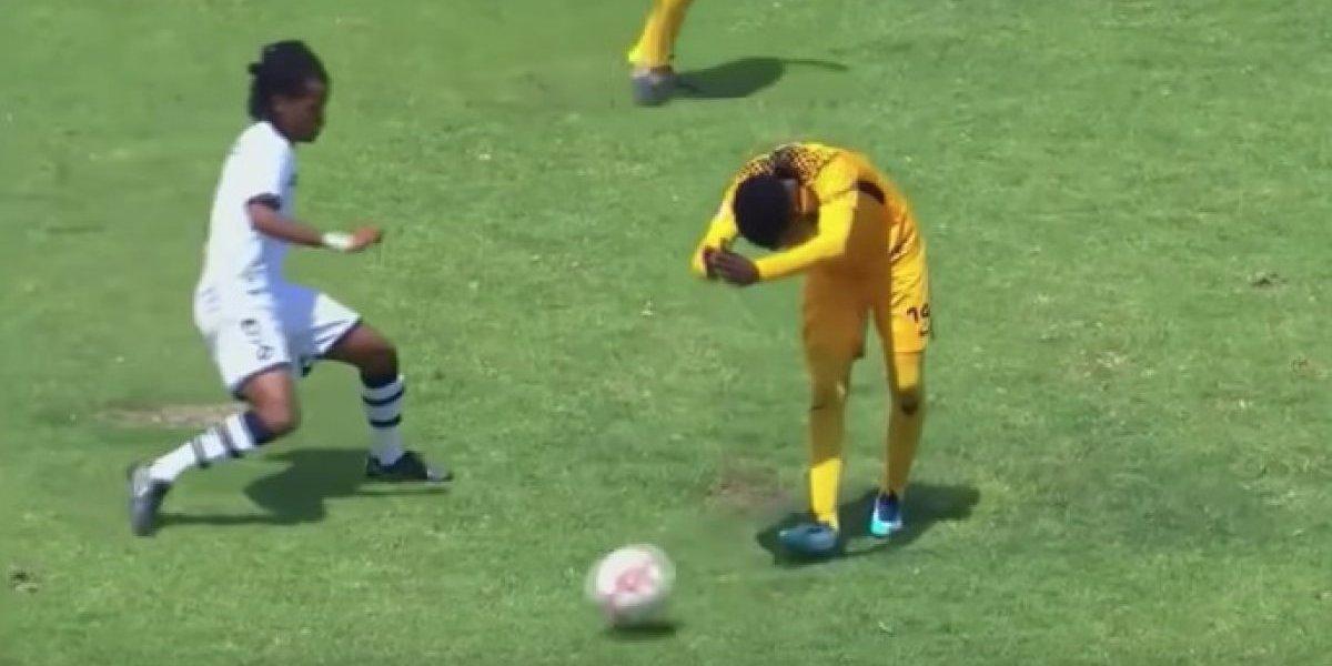 """Era para pegarles: La irrespetuosa y humillante """"sobrada"""" de un equipo sudafricano con sus rivales"""