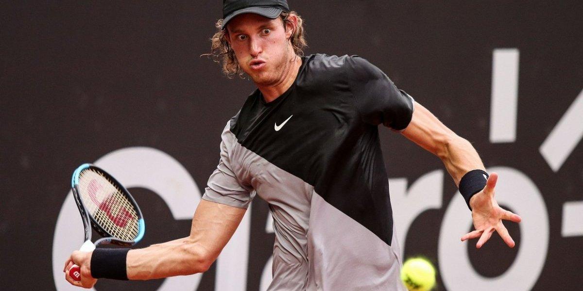 Jarry no para de crecer: venció al 19º del mundo y está en cuartos del ATP de Río