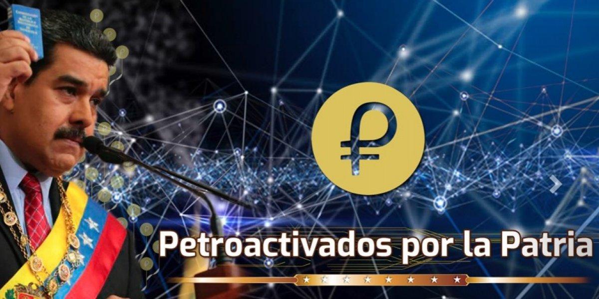 Petro crece en influencia: Maduro ordena que servicios consulares se cancelen con criptomoneda