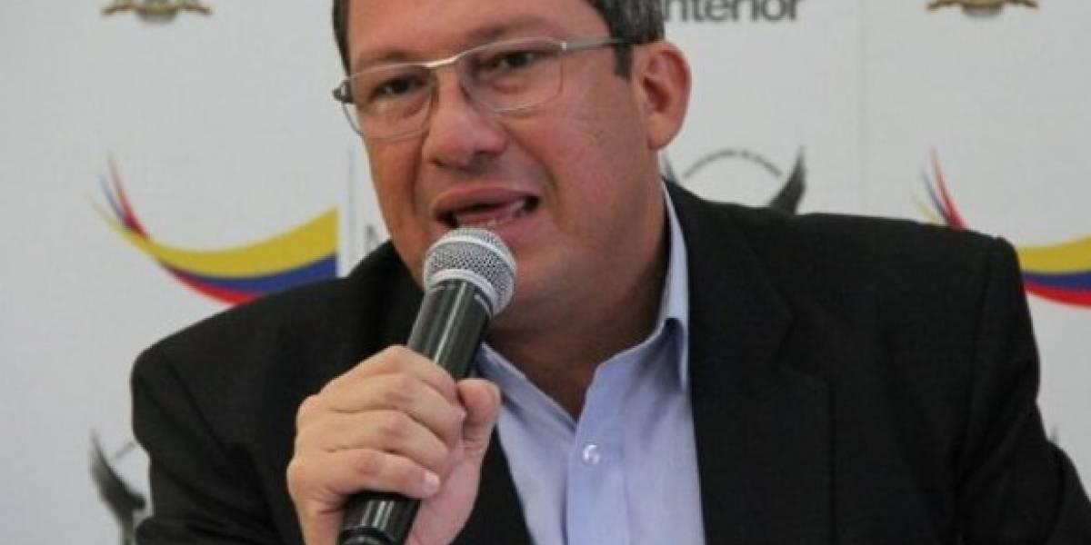 César Navas dice que atentado en San Lorenzo fue obra de carteles mexicanos