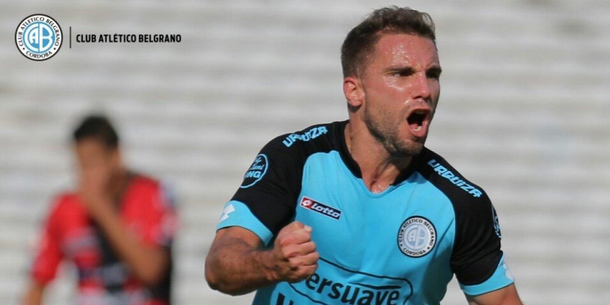 Unión La Calera no para y sumó otro delantero argentino para el Campeonato Nacional 2018
