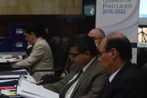 comisión de postulación a Fiscal General