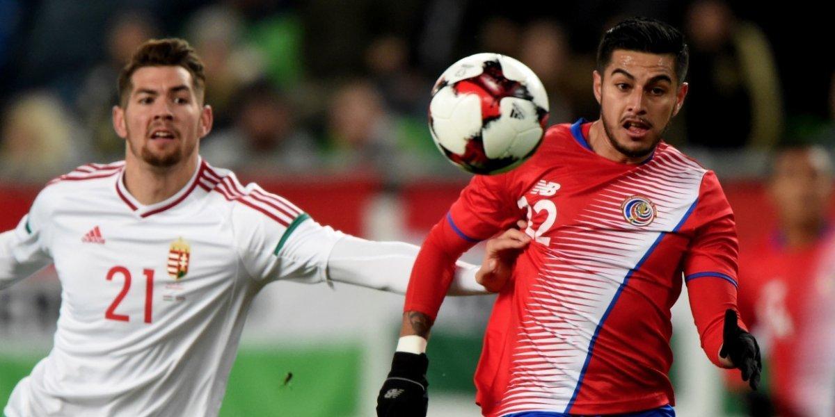 Costa Rica enfrentará a Bélgica en su último amistoso previo al Mundial