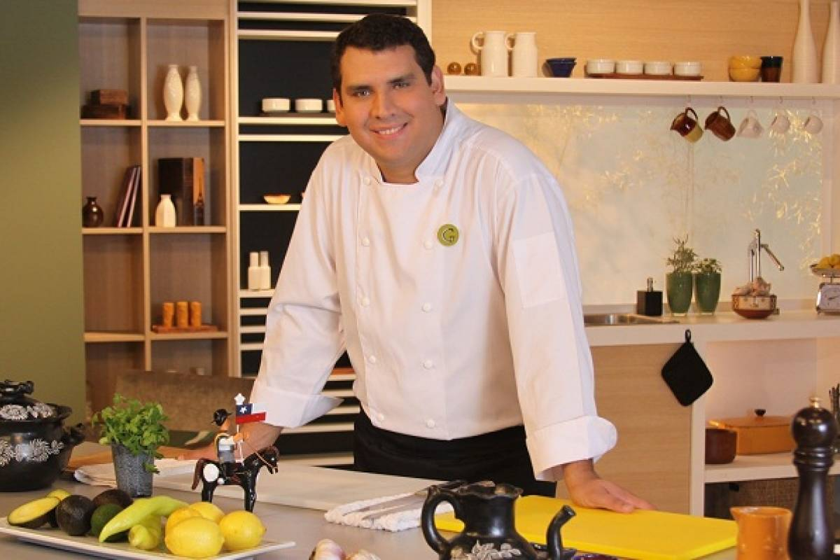 Estrena programa de cocina chilena for Programas de cocina de tve