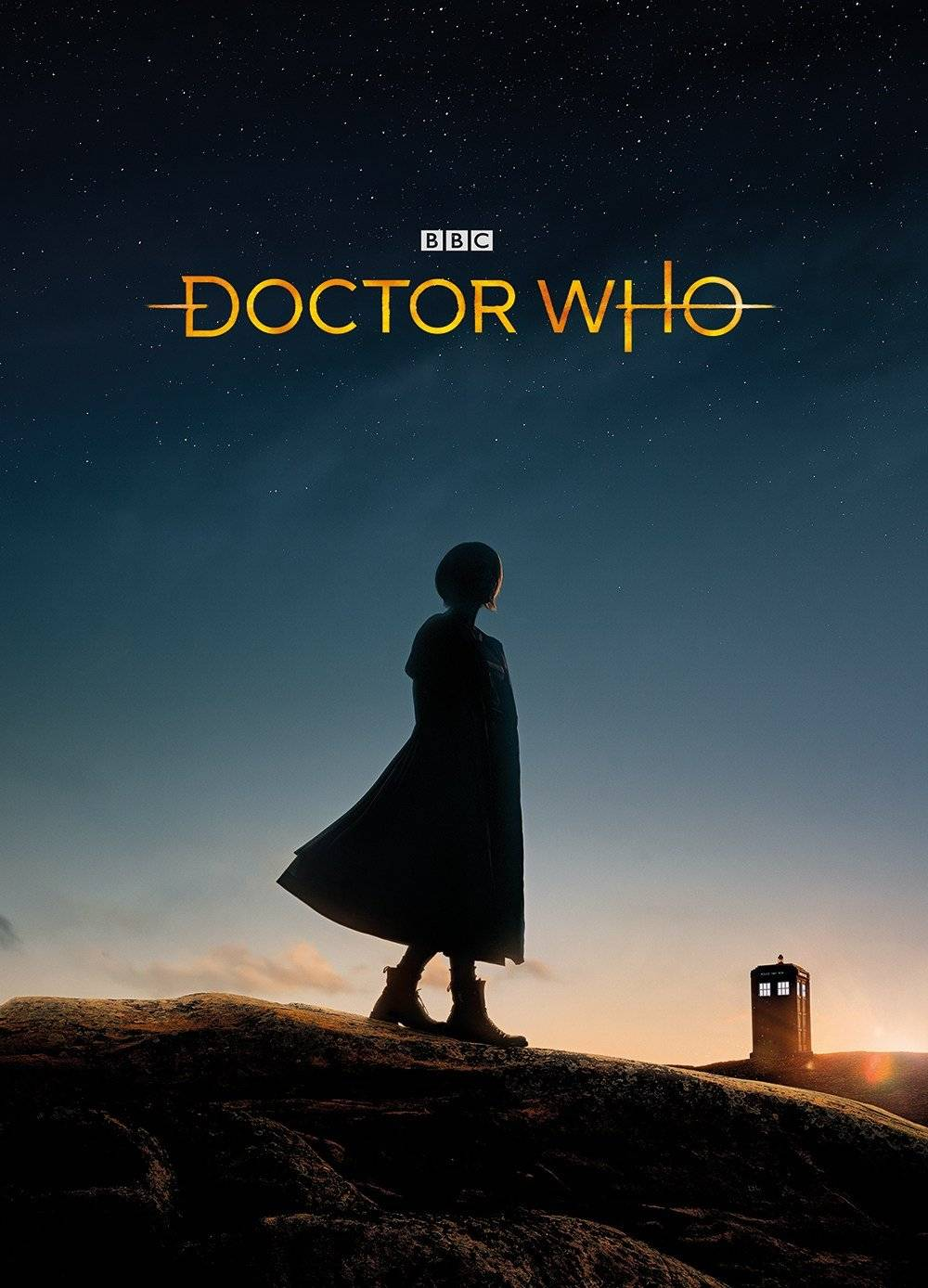 Doctor Who - novo logo