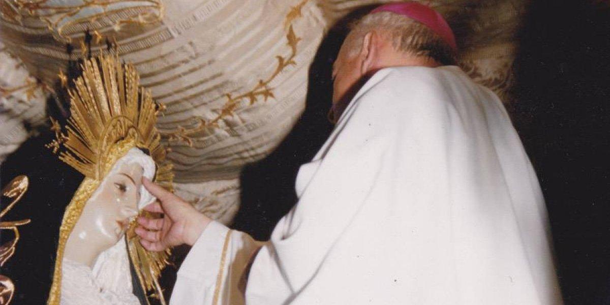 A 20 años de consagración de la Virgen de Soledad de Santo Domingo