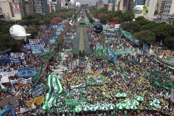 marcha Argentina