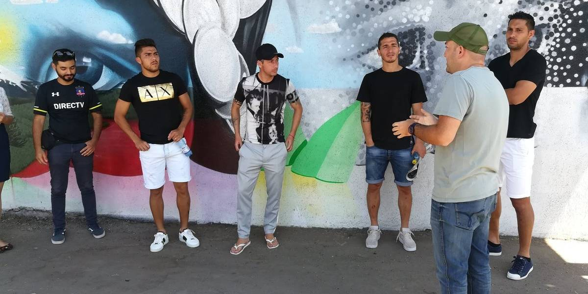 """Los refuerzos de Colo Colo se """"arellanizaron"""" para entender la importancia de la Libertadores"""