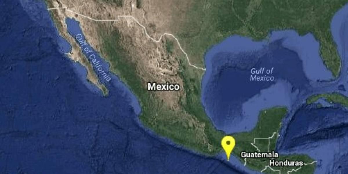 Sismo de magnitud 5 sacude Tonalá, Chiapas
