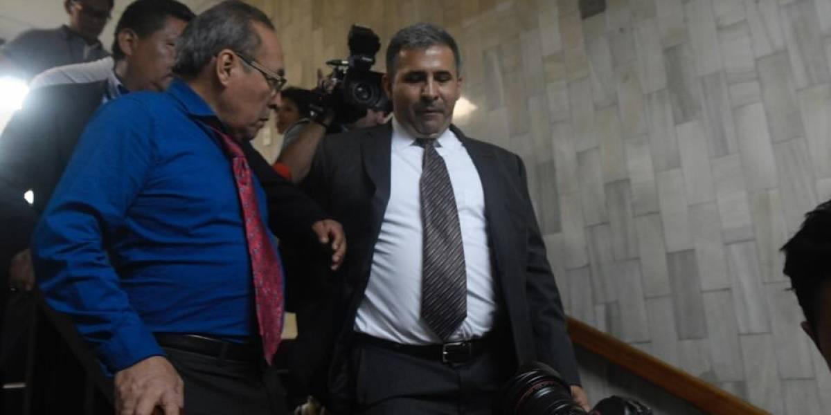CICIG presenta amparo contra resolución de jueza que benefició a Melgar Padilla