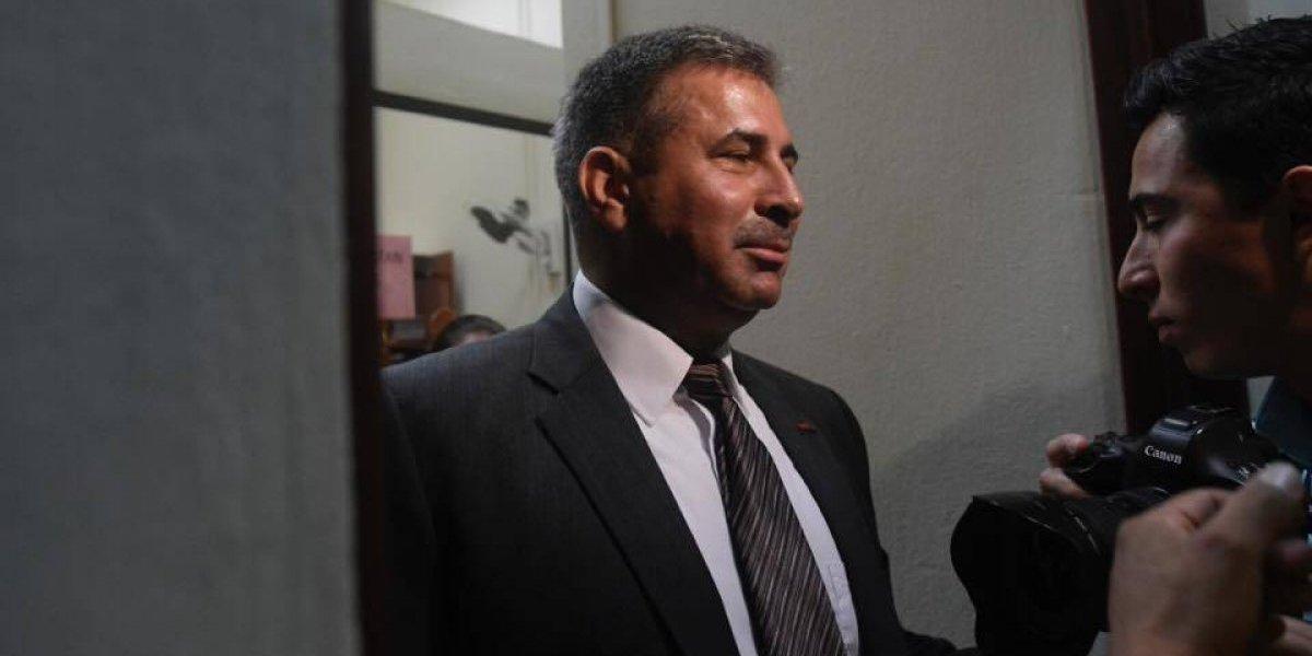 Un informe confirma que Erick Melgar Padilla es ajeno a la CSJ