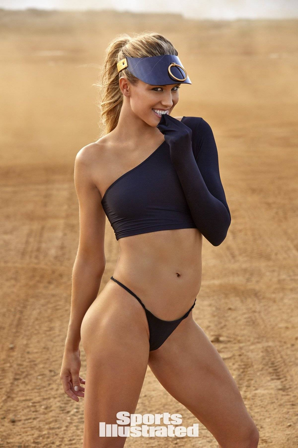 Genie Bouchard Sports Illustrated