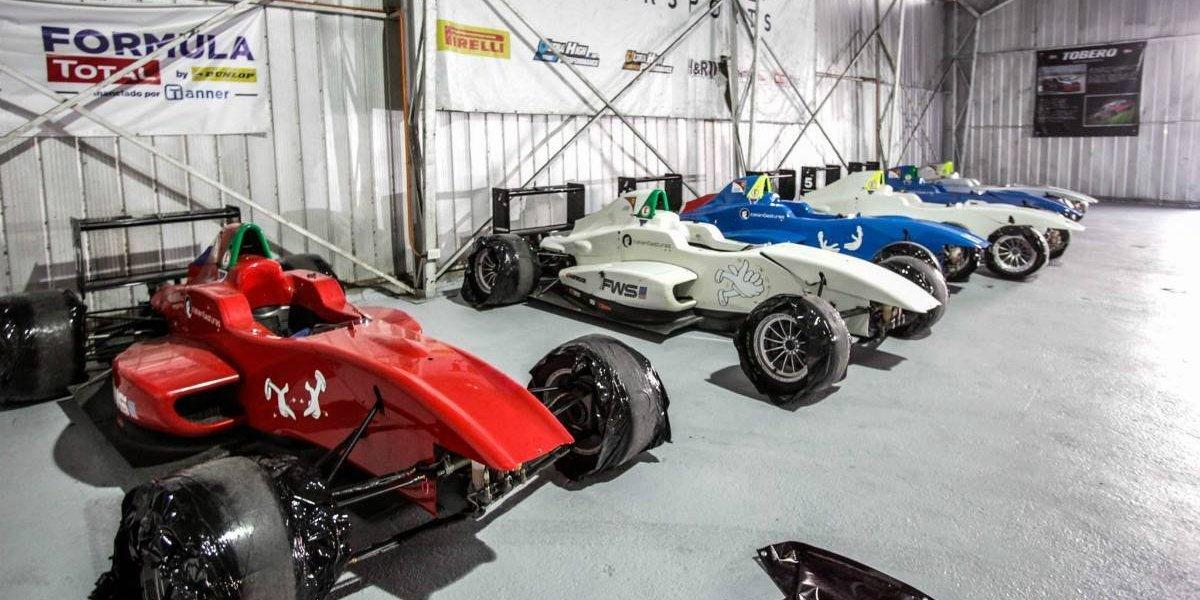 La Fórmula Total by Dunlop comienza a tomar forma