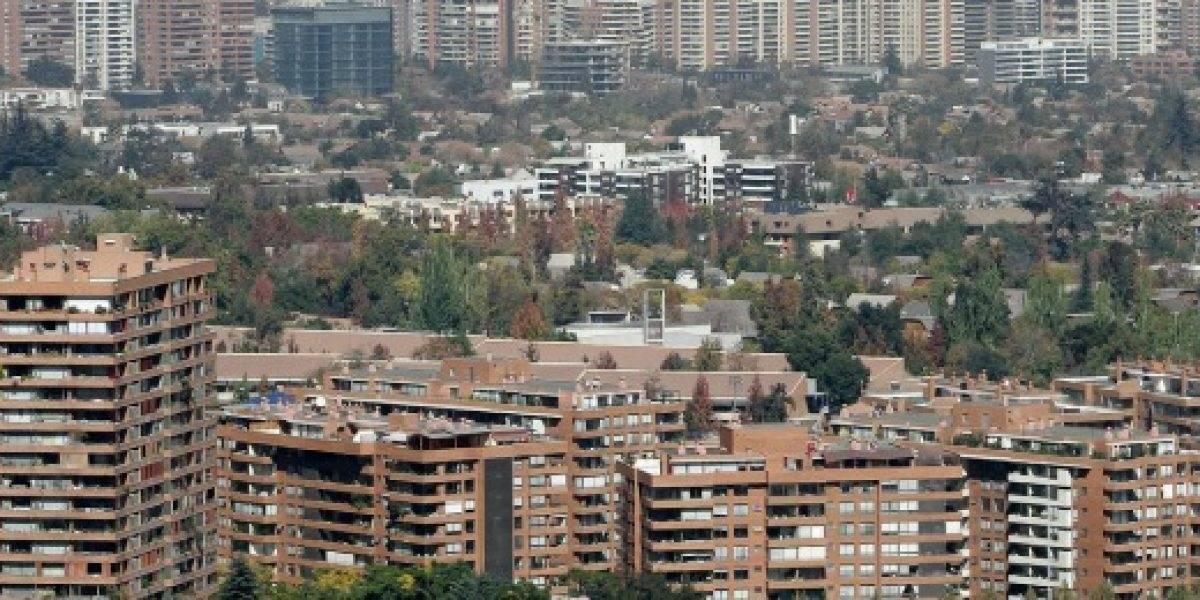 ¿Arrendar su departamento? En tres comunas de la Región Metropolitana puede obtener rentabilidad por sobre 6,8%