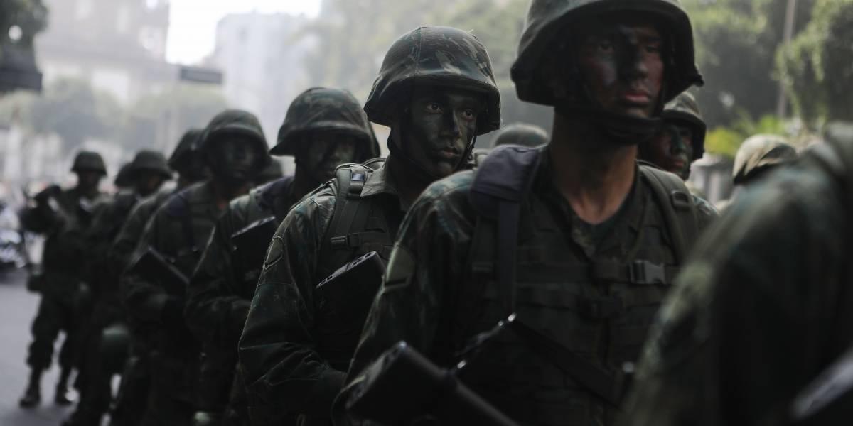 Militares sueltos en Río de Janeiro: Qué significa la medida