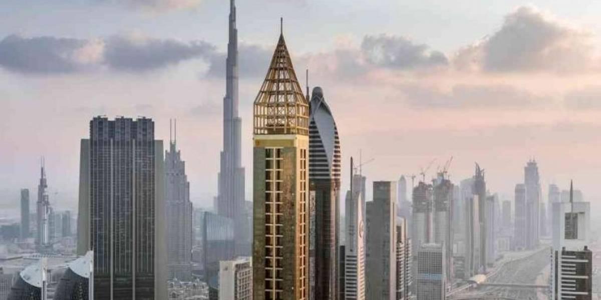 Com 75 andares, novo hotel em Dubai é o mais alto do mundo