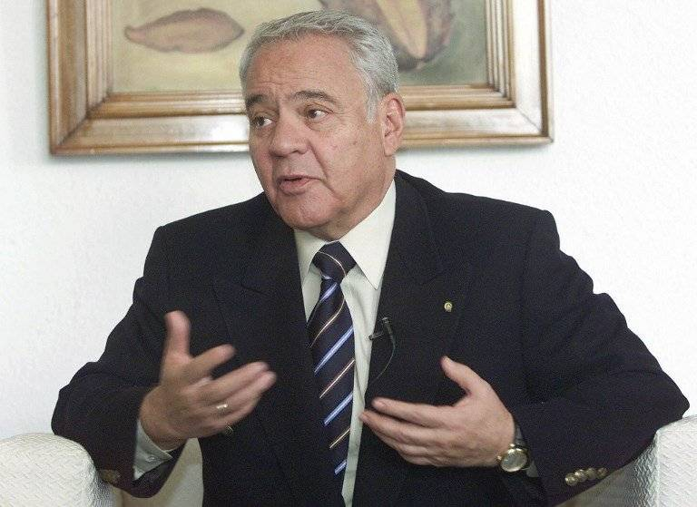 Gonzalo Sánchez de Lozada, expresidente boliviano