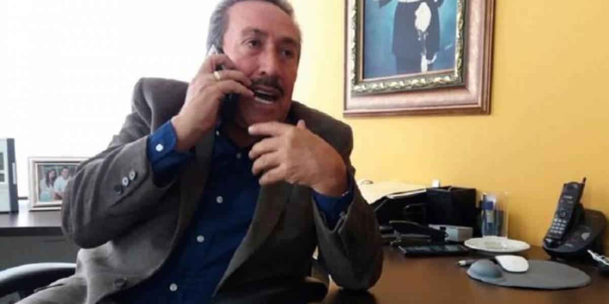 Capturan al exgobernador de Santander Hugo Aguilar y a su exesposa