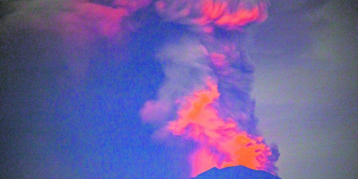 Científicos en alerta por actividad en supervolcán