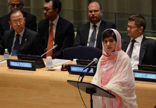 Las frases más emblemáticas de la lucha de Malala