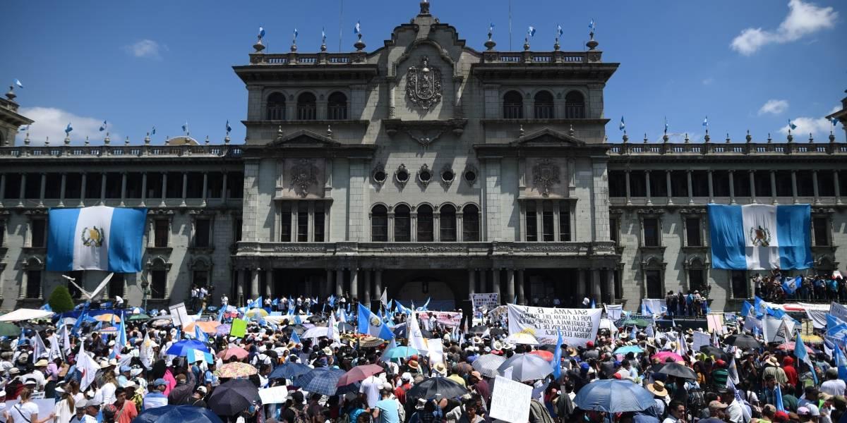 Guatemala no logra bajar percepción de corrupción
