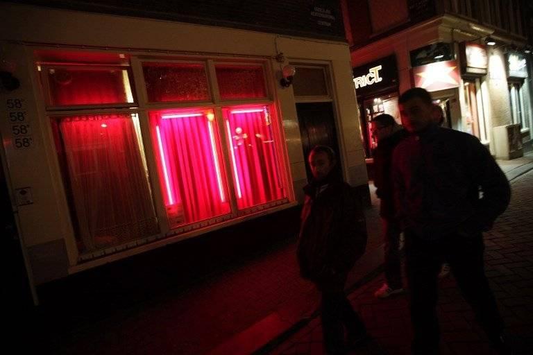Prostitución en Países Bajos